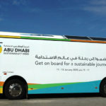 Masdar's electric bus to tour all seven emirates, promote ADSW 2020