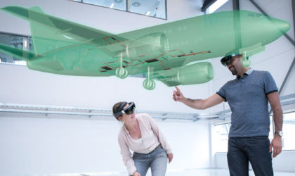Nuveon uses Microsoft HoloLens to launch MRO augmented reality training