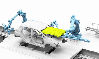 Nissan to invest ¥33 billion to automate assembly of electrified intelligent car