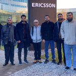 Oman TRA delegation visits Ericsson in sweden