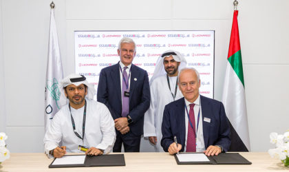 Strata, Leonardo extend 10-year agreement to boost presence in aero-structures