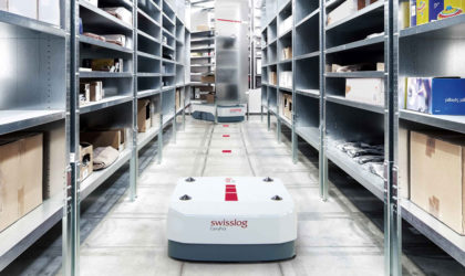 Frost & Sullivan recognises Swisslog for automation in warehouse management