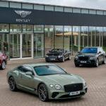 Bentley model line-up