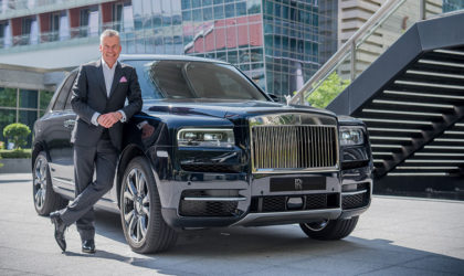 Personalisation makes Middle East amongst best regions for Rolls Royce in 2019