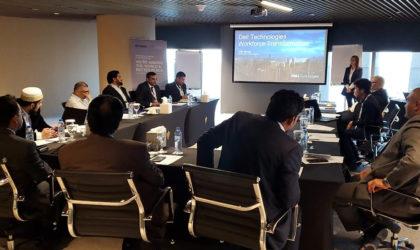 Workforce transformation using VDI, Dell, Ingram Micro, Intel round table