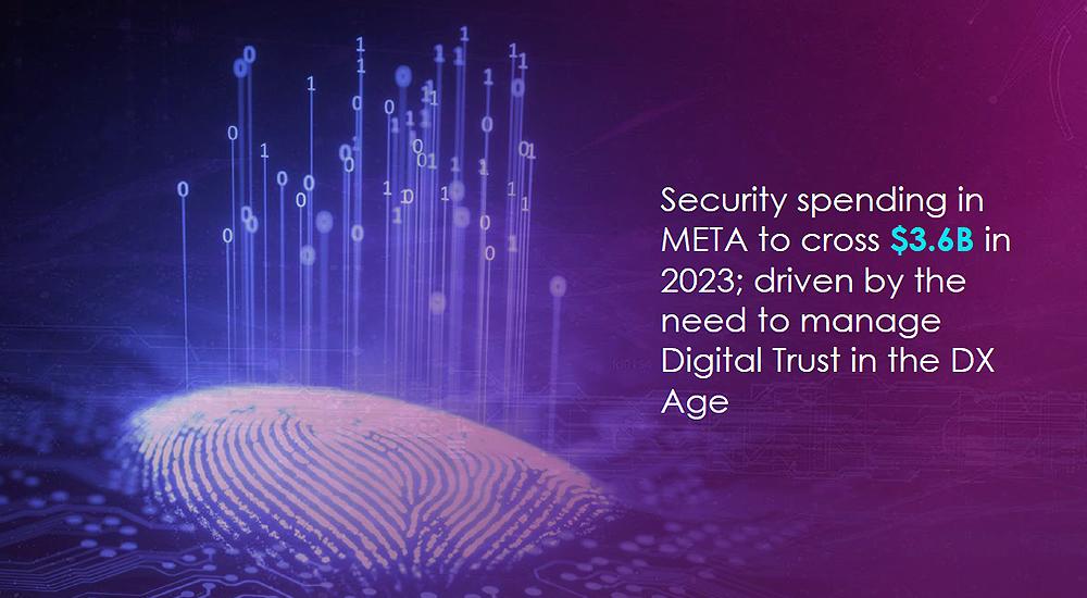 Securing digital trust during digital transformation.
