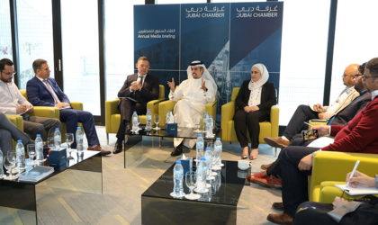 Dubai Chamber saves 23 million papers with AED 50 million cost savings