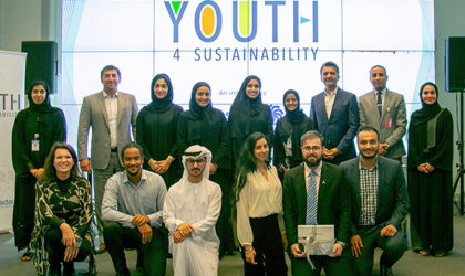 Innovative solar chimney project wins Masdar's Ecothon Plus competition