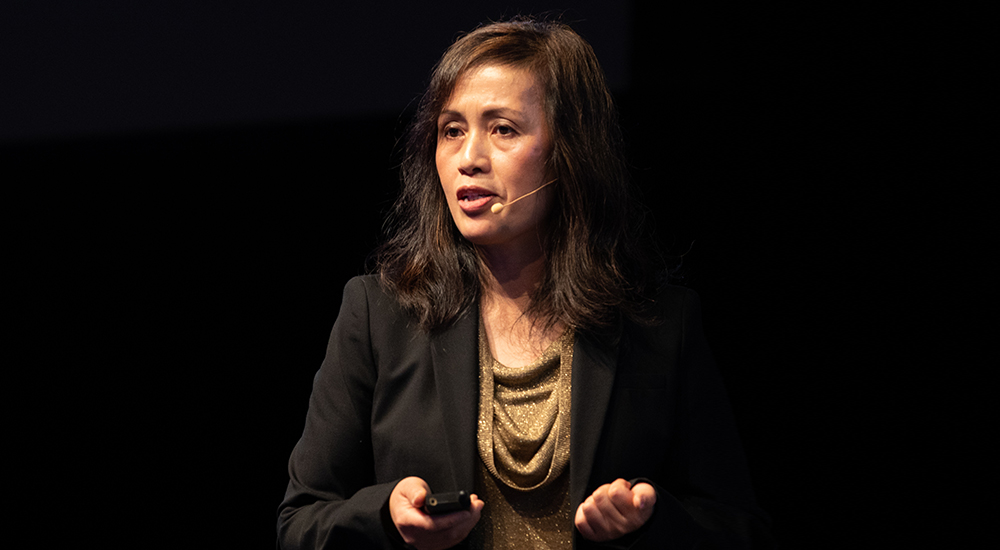 Emily He, SVP, Human Capital Management Cloud Business Group, Oracle