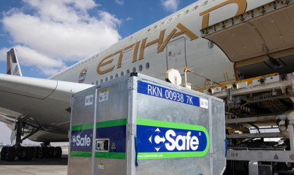 Etihad Cargo joins Cool Chain Association, Pharma.Aero, to boost standards