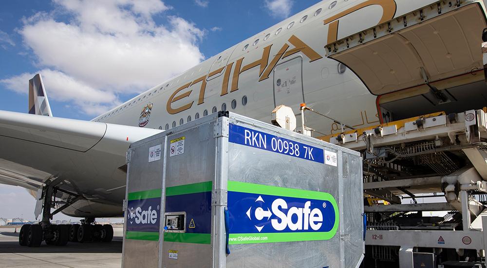 Etihad Cargo joins Cool Chain Association, Pharma.Aero, to boost standards