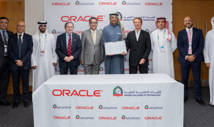 Higher Colleges of Technology, Oracle partner to train 1,000 students in AI