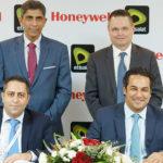 Honeywell and Etisalat Misr collaborate