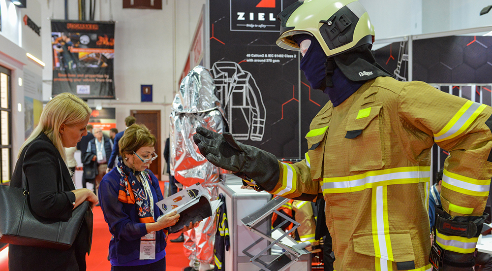 World security, safety and fire protection experts converge in Dubai for Intersec 2020