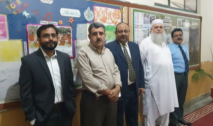 Konica Minolta ME donates digital press to support printing education in Pakistan