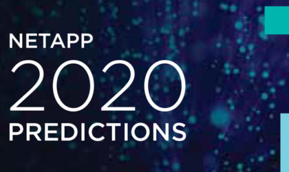 From AI-driven IoT to Hyperledger, NetApp lists key predictions for 2020