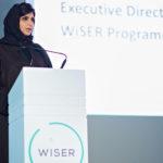 Participants at Masdar's WiSER Forum