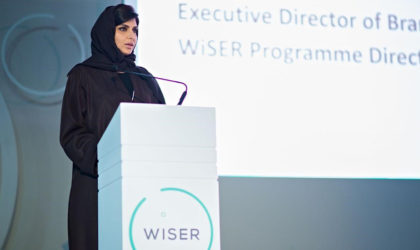 Masdar's WiSER Forum discusses female empowerment in the sustainability industry