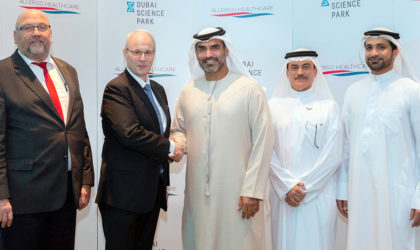 Allergo Healthcare joins Dubai Science Park biz community of more than 350 companies