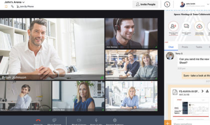 Avaya Spaces adds features for next generation users opting out of office