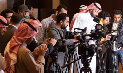 Canon targets Saudi Arabia's film and broadcast sector with the EOS C500 Mark II
