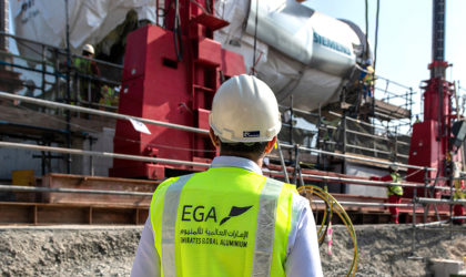In a logistical feat, EGA transports 457 tons Siemens gas turbine from port to site