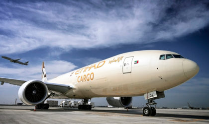 Etihad Cargo renews global agreements with WFS, focuses on premium products