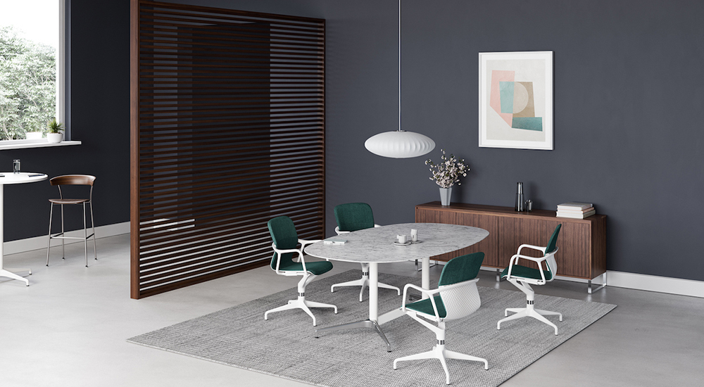 Herman Miller introduces Civic table collection