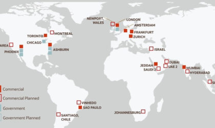 Oracle Gen 2 Cloud now available in Jeddah and 21 global locations, UAE to follow