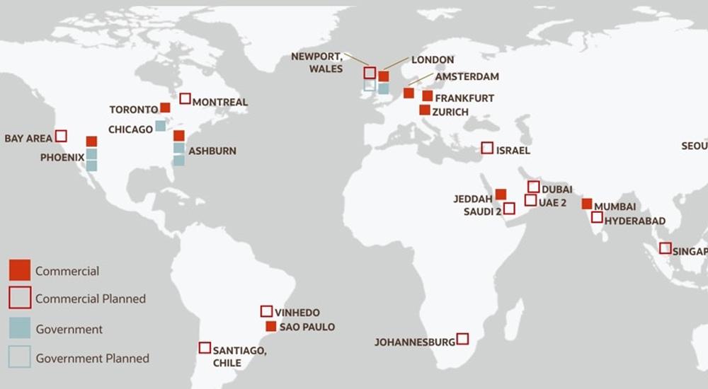 Oracle adds Saudi Arabia as cloud region