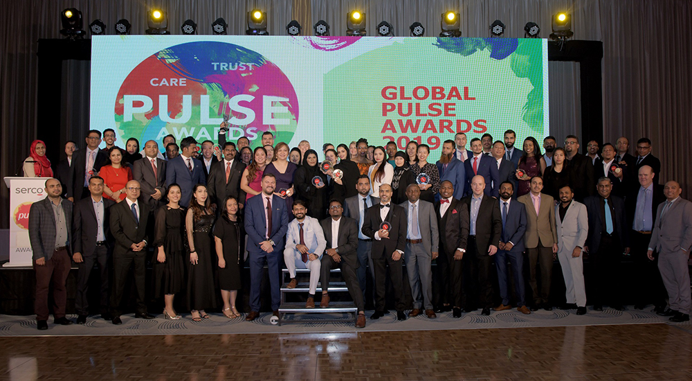Serco Middle East Celebrates Outstanding Talent at Pulse Awards