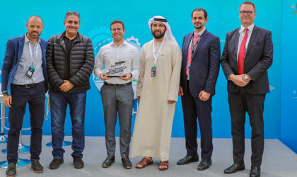 UAE team wins Volkswagen Mobility Challenge for ecomm storage and fulfilment idea