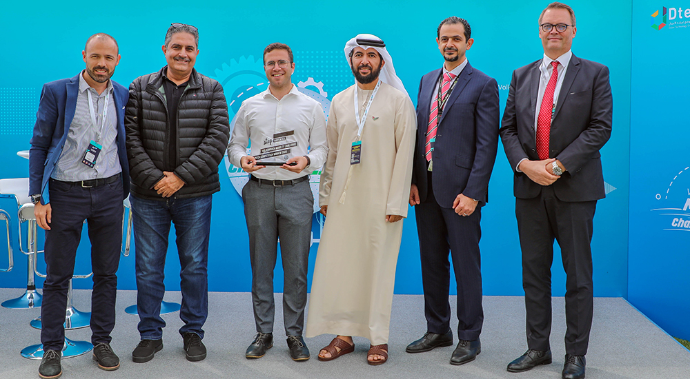 The winning idea was SHORAGES, the brainchild of UAE resident Rayan Osseiran