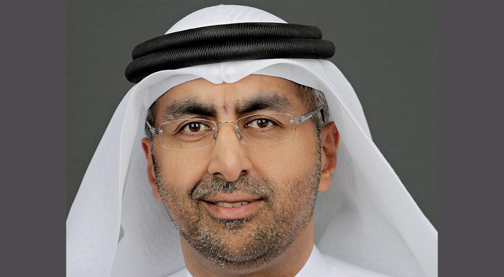 Abdulla Al Wahedi, Khidmah Chief Executive Officer