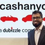 Faiyaz Chand, Co-founder, wecashanycar, a dubizzle company.