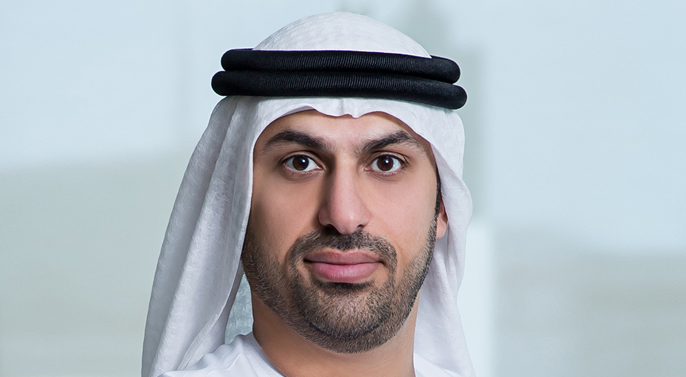 HE Abdulla M Alashram, Group CEO of Emirates Post Group