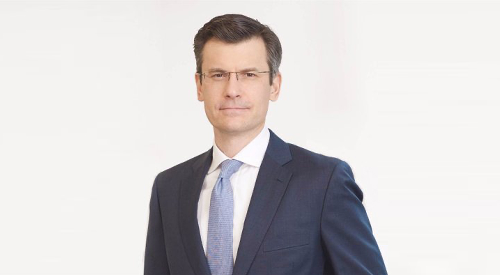 Mark Haefele, Global Chief Investment Officer GWM, UBS AG.