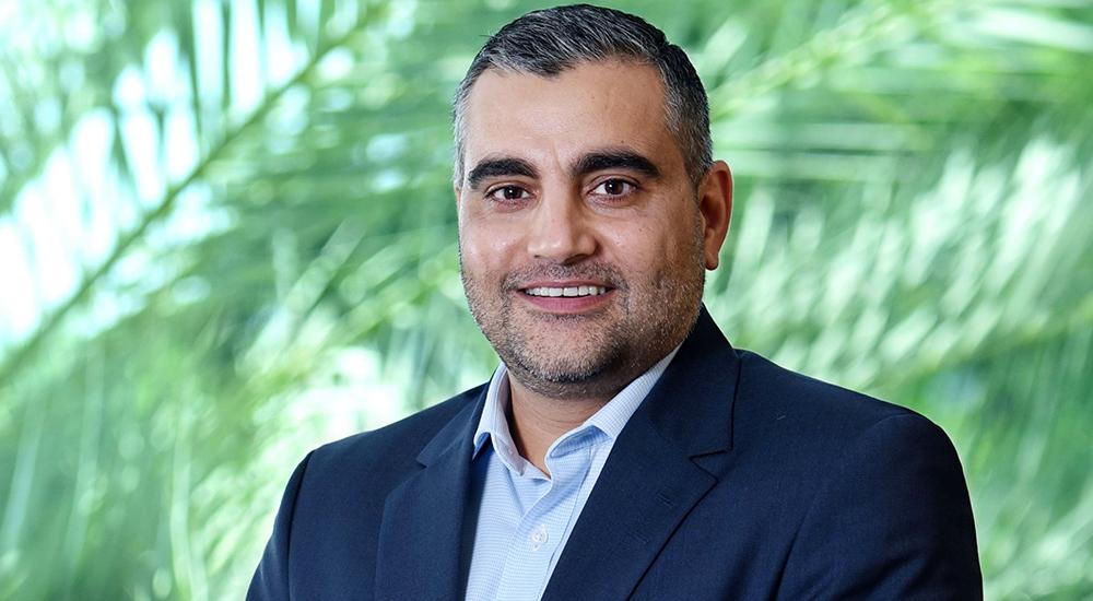 Mehmood Khan, IFS Managing Director, Middle East