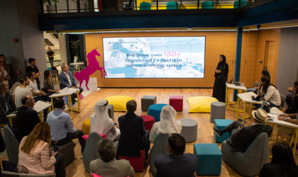 Three startup acceleration programmes now running from DIFC FinTech Hive
