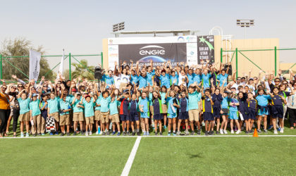 Fairgreen School, Engie partner to build, race 1M model solar cars by students