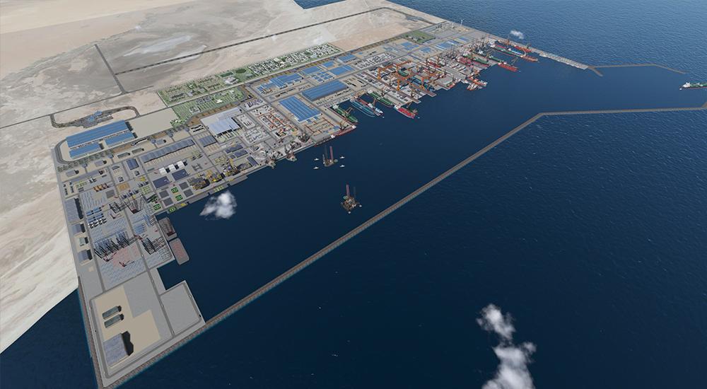 International Maritime Industries, IMI