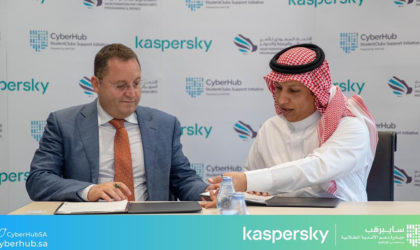 Kaspersky updates MoU with Saudi Federation for Cyber Security and Drones