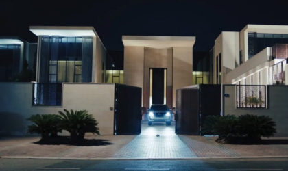 Nissan Middle East releases community video to promote stay at home