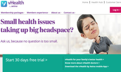 Aetna extends v-Health, COVID-19 test cover to members for 90 days