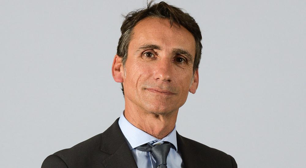 Alain Penel, Regional Vice President Middle East, Fortinet.