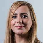 Maya Zakhour, Channel Sales Director Middle East and Africa at NetApp.