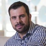 Paul Potgieter, Managing Director at Dimension Data Middle East
