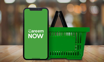 On-demand grocery delivery service in Dubai through Careem NOW app