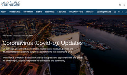 Dubai Chamber launches Business Connect to help companies deal with Covid-19