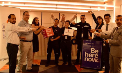 FedEx Express amongst UAE's Best Workplaces recognised by Great Places to Work
